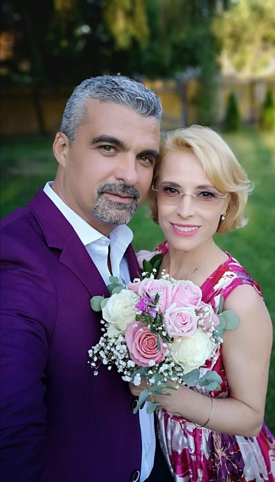 Monica Davidescu, despre secretul relatiei de 25 de ani cu Aurelian Temisan