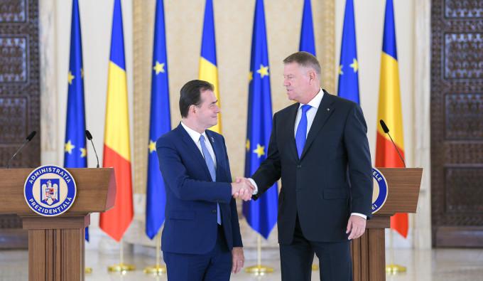 PSD acuza noul premier al Romaniei