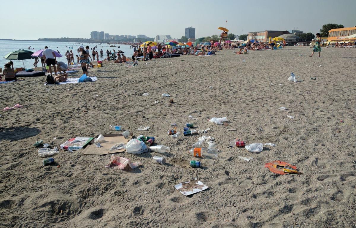 Plajele de pe litoralul românesc