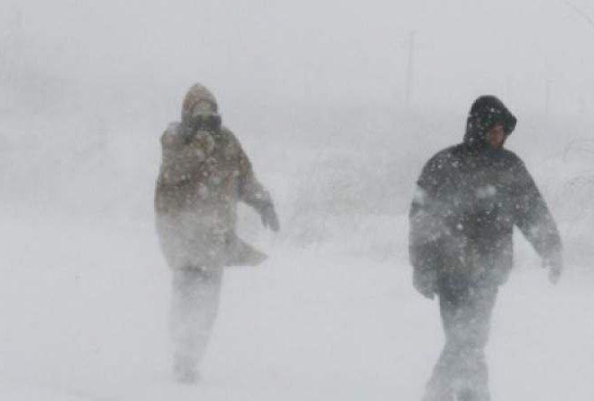Romania va fi lovita de un vortex polar