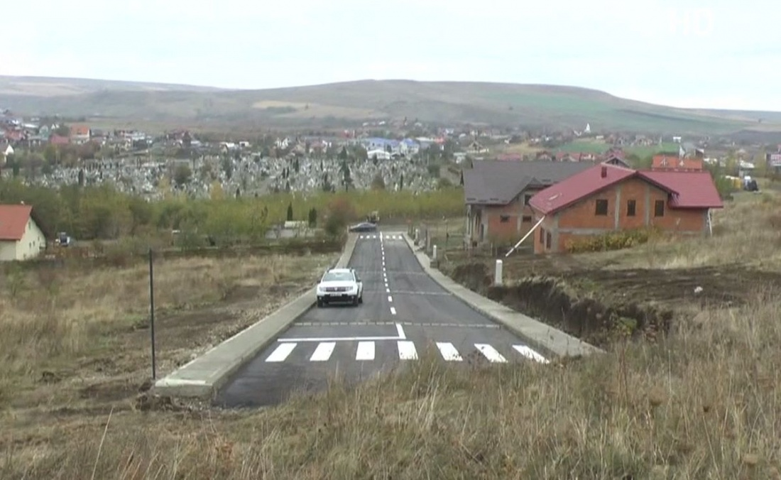 Strada din Neamt care nu duce nicaieri