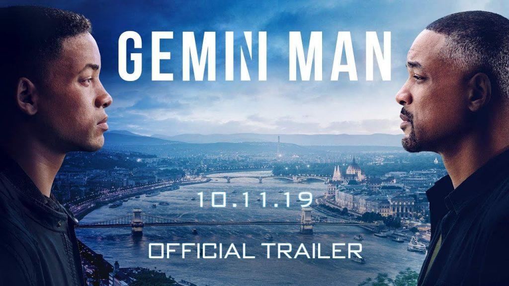Filme noi 7-13 octombrie 2019 în cinema. Poster Gemini cu Will SMith