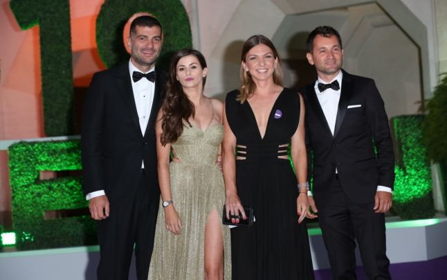 Simona Halep se pregateste de nunta cu Toni Iuruc