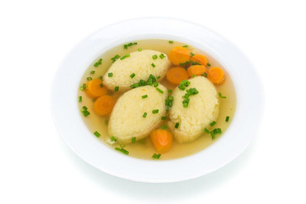 Supă de găluște