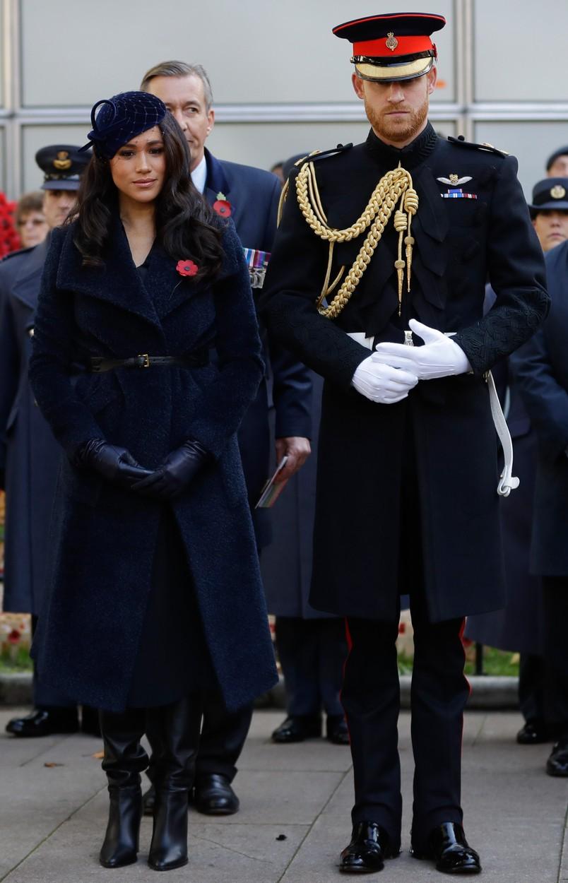 Ducesele Meghan Markle și Kate Middleton