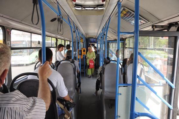 Persoanele nespălate vor fi date jos din autobuz