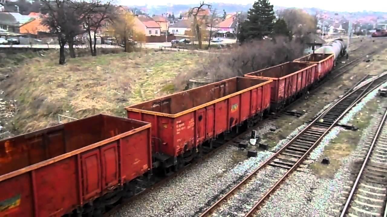 Traficul feroviar pe magistrala 500, blocat