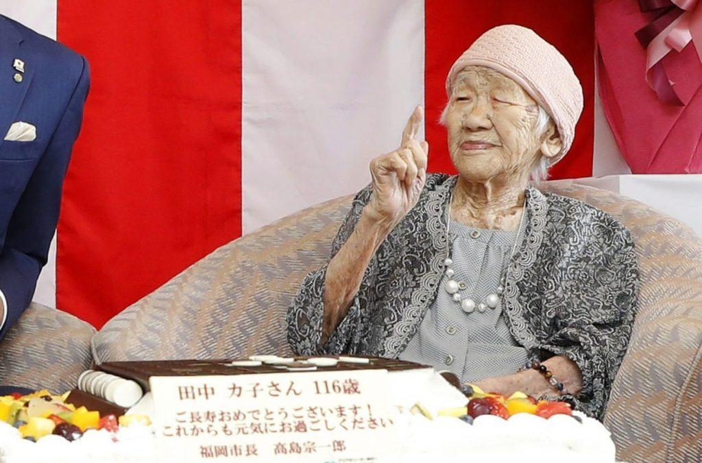 Kane Tanaka, cel mai baran om din lume in 2020