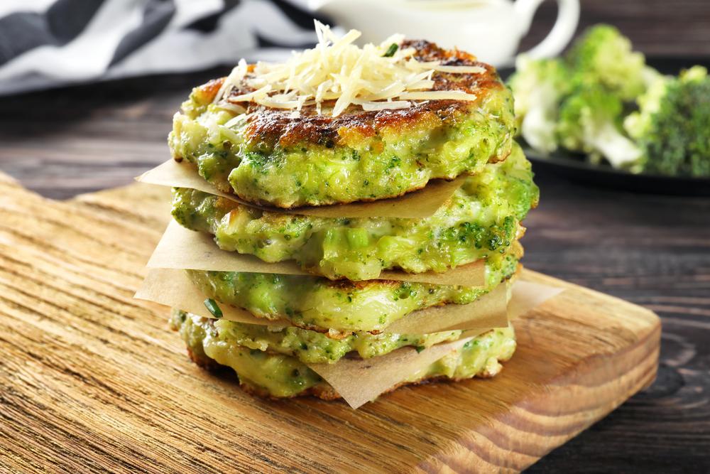Crochete cu broccoli