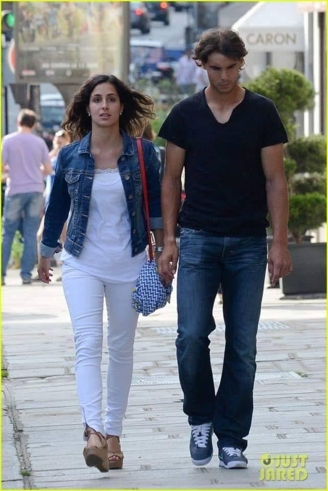 Cum arată soţia celebrului Rafael Nadal. Frumoasa brunetă apare extrem de rar în lumea mondenă